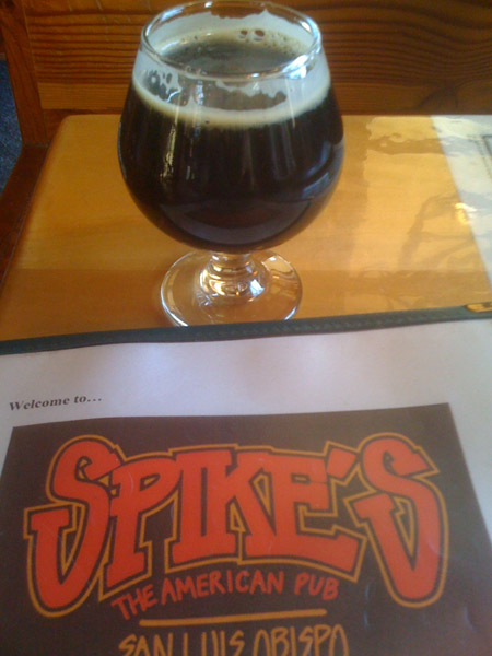 Sierra Nevada/Dogfish Head Life & Limb at Spikes