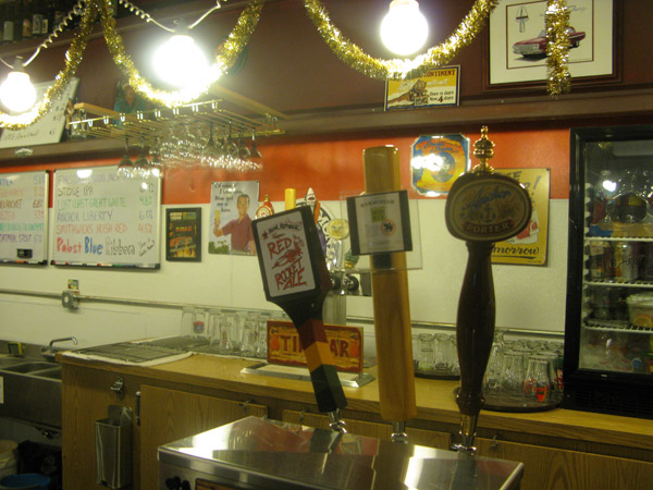 New on the Paso beer scene: the Pour House