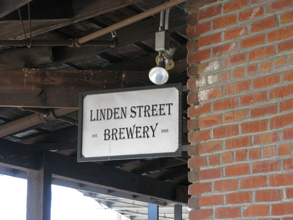 Linden Street Brewery was worth the wait.