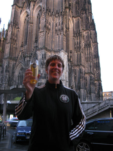 There is a reason it is called Gaffel am Dom