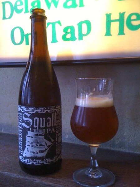 Dogfish Squall IPA at Blind Tiger