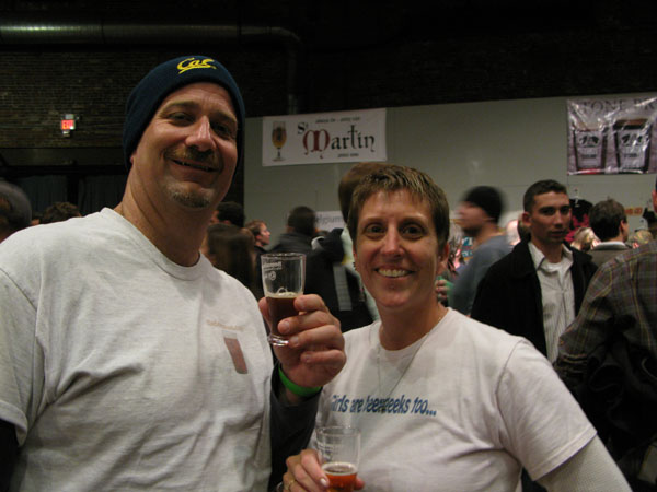 thebeergeek.coms first East Coast beer festival.
