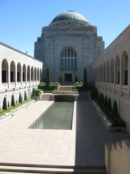 Australia War Memorial in Canberra
