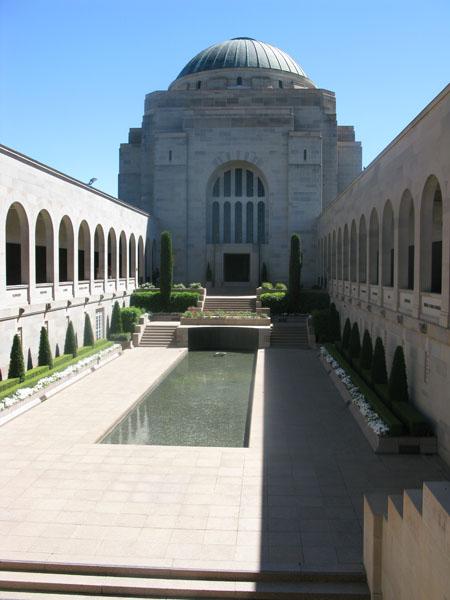Australia War Memorial in Canberra