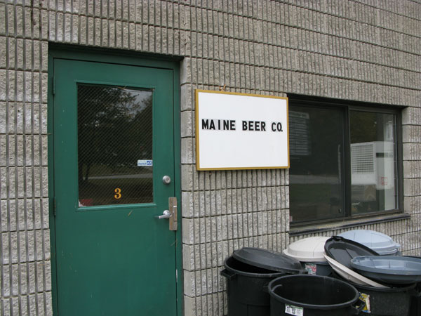 Maine Beer Company World Headquarters
